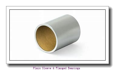 Symmco SS-2032-12 Plain Sleeve & Flanged Bearings