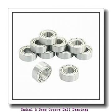 12 mm x 28 mm x 8 mm  Timken 6001-RS Radial & Deep Groove Ball Bearings