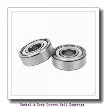 Timken 6016-2RS Radial & Deep Groove Ball Bearings
