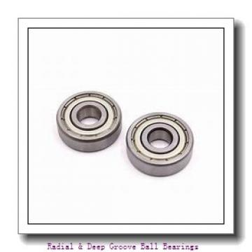 Shuster 6316 2RS JEM Radial & Deep Groove Ball Bearings