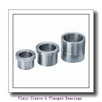 Oilite FF411-01 Plain Sleeve & Flanged Bearings