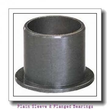 Oilite FF711-01 Plain Sleeve & Flanged Bearings
