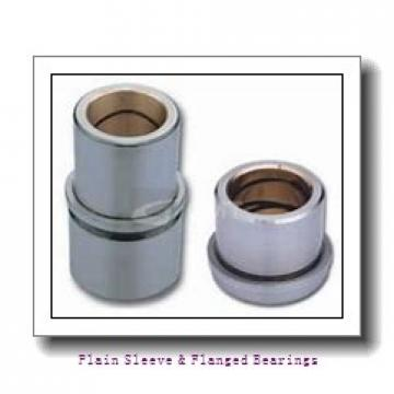 Symmco SS-3846-48 Plain Sleeve & Flanged Bearings