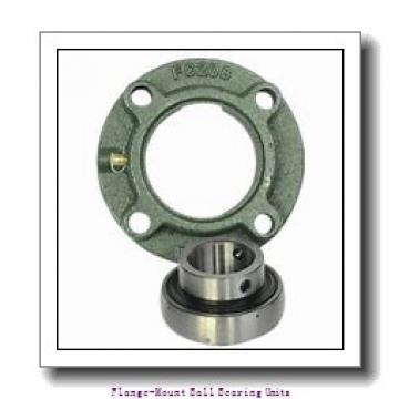 AMI UCFPL208-24MZ20RFW Flange-Mount Ball Bearing Units