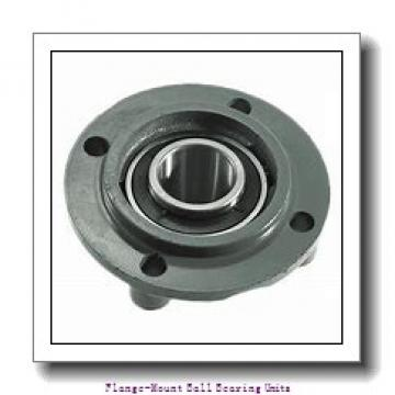 AMI BFPL7-20MZ2CEOW Flange-Mount Ball Bearing Units